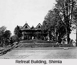 Retreat Building, Shimla, Himachal Pradesh