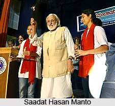 Saadat Hasan Manto, Indian Theatre personality