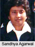 Sandhya Agarwal, Indian Woman Cricketer