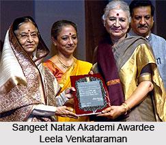 Sangeet Natak Akademi Award For Overall Contribution