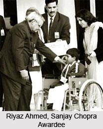 Sanjay Chopra Award ,Indian National Bravery Award