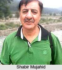Shabir Mujahid, Indian Theatre Personality