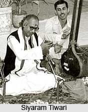 Siyaram Tiwari, Dhrupad Singer
