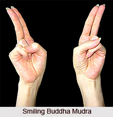 Smiling Buddha Mudra