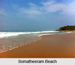 Somatheeram Beach, Thiruvananthapuram District, Kerala