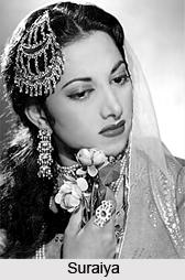 Suraiya, Indian Movies