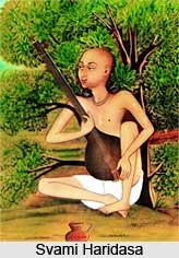 Svami Haridasa, Dhrupad Singer