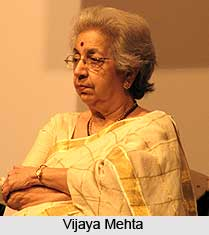 Vijaya Mehta, Indian Actress