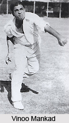 Vinoo Mankad, Indian Cricketer