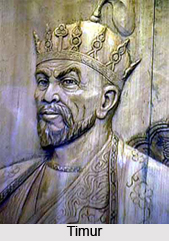 Invasion of Timur, Medieval Indian History