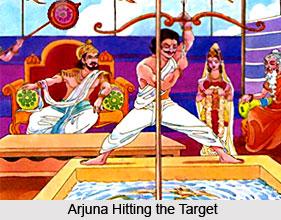 Marriage of Draupadi, Mahabharata