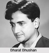 Bharat Bhushan, Bollywood Actor