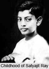 Childhood of Satyajit Ray