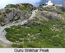 Guru Shikhar Peak, Rajasthan