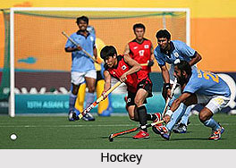Group Sports in India