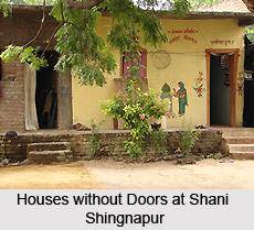 Shani Shingnapur, Ahmednagar District, Maharashtra