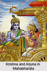 Origin of Mahabharata