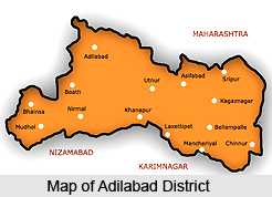 Adilabad District, Andhra Pradesh