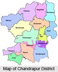 Chandrapur District, Maharashtra