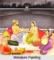 Delhi Paintings