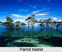 Parrot Island, Andaman and Nicobar Islands