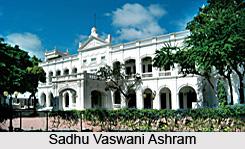 Sadhu Vaswani Ashram, Pune