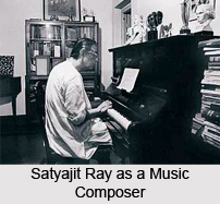 Satyajit Ray as a Music Composer