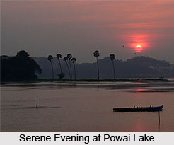 Powai Lake, Maharashtra