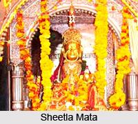 Sheetla Mata Fair, Rajasthan