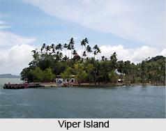 Viper Island, Andamans and Nicobar Islands
