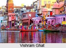 Vishram Ghat, Mathura, Uttar Pradesh