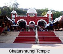 Pilgrimage Tourism in Pune District, Maharashtra