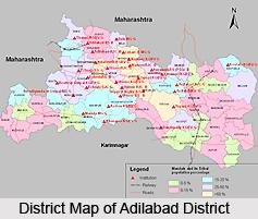 Administration Of Adilabad District, Andhra Pradesh