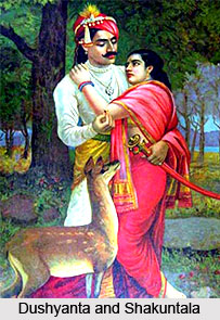 Shakuntala, Daughter of Rishi Vishwamitra