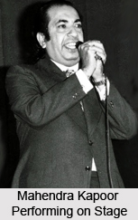 Mahendra Kapoor, Indian Playback Singer