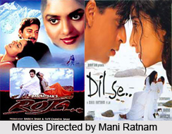 Mani Ratnam, Indian Movie Director