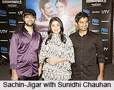 Sachin-Jigar, Indian Movie Music Director