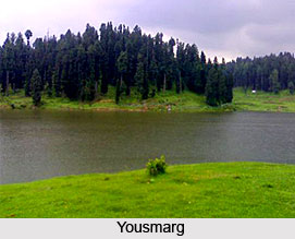 Tourism in Budgam District