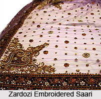 Zardozi, Metal Embroidery in Rajasthan