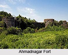 History of Ahmadnagar District, Maharashtra