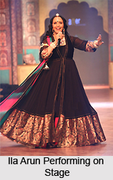 Ila Arun, Bollywood Personality