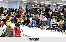 Sangat and Pangat, Guru Nanak