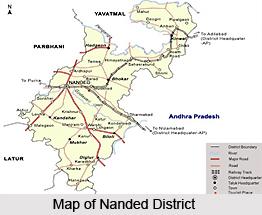 Administration of Nanded District, Maharashtra