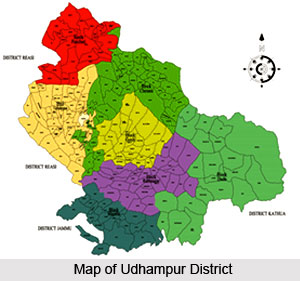 Administration of Udhampur District