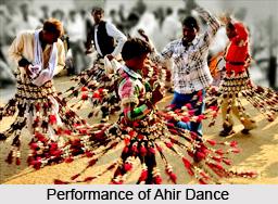 Ahir Dance, Uttar Pradesh