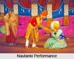 Akharas of Nautanki