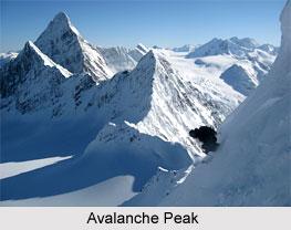 Avalanche Peaks, Uttarakhand