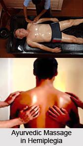 Ayurvedic Massage in Hemiplegia