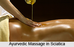 Ayurvedic Massage in Sciatica