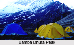 Bamba Dhura Peak, Pithoragarh District, Uttarakhand